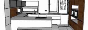 Küchenplan Georg Thury